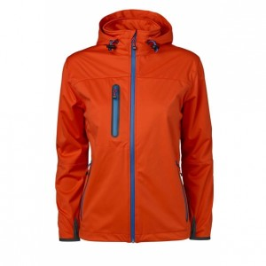 Dame softshell front